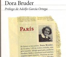 Dora Bruder – Patrick Modiano
