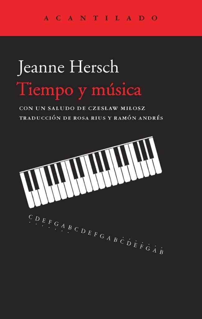 Tiempo y música de  Jeanne Hersch