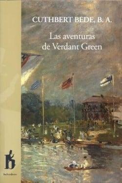 Las aventuras de Verdant Green de Cuthbert Bede
