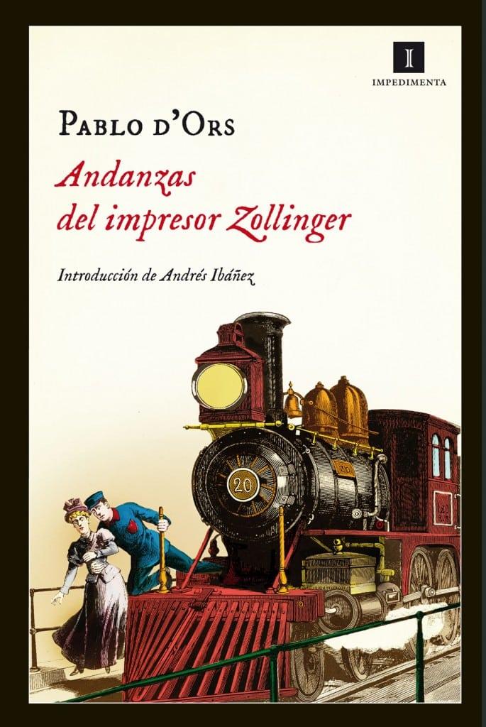Andanzas del impresor Zollinger de Pablo d'Ors
