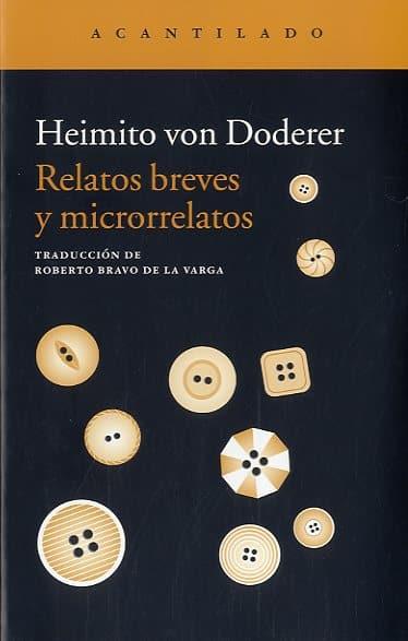Relatos breves y microrrelatos de  Heimito von Doderer
