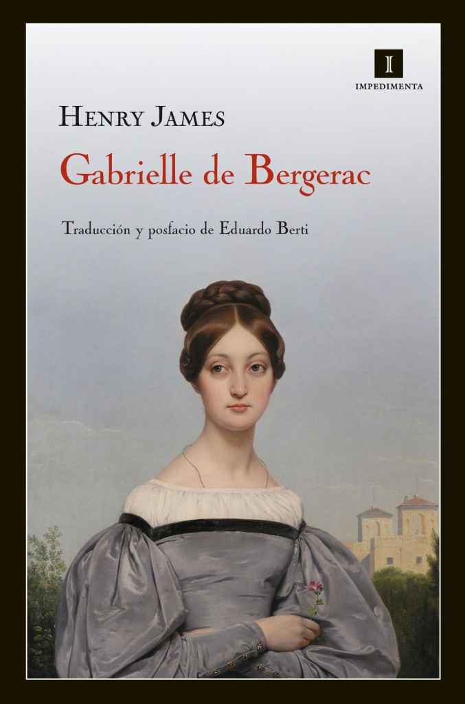 Gabrielle de Bergerac de Henry James