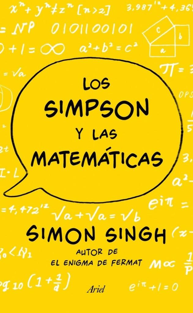 Los Simpson y las matemáticas de Simon Singh