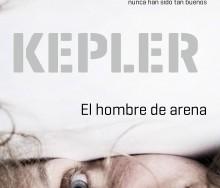 El hombre de arena de Lars Kepler