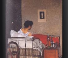 Un cuento de enfermera de Louisa May Alcott