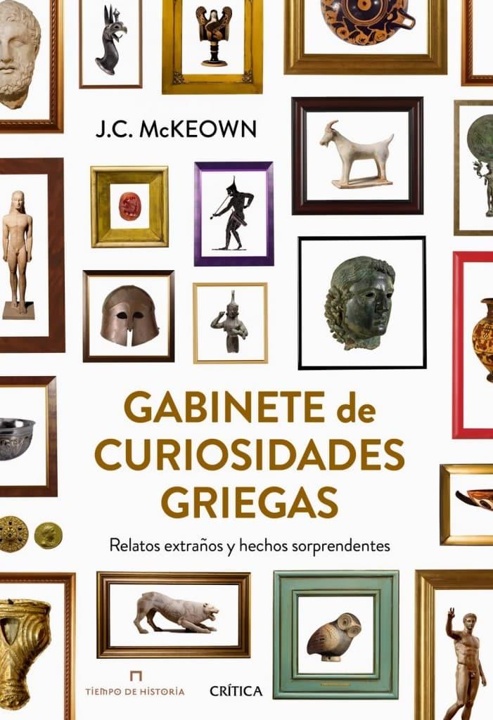 Gabinete de curiosidades griegas de J. C. McKeown
