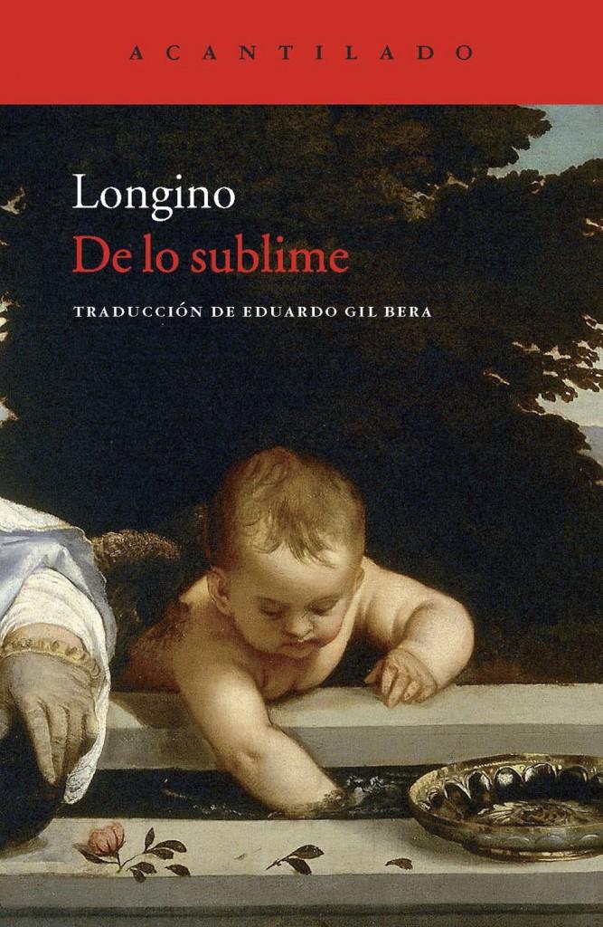 De lo sublime de  Longino