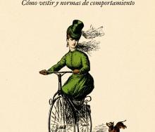 Damas en bicicleta de F. J Erskine