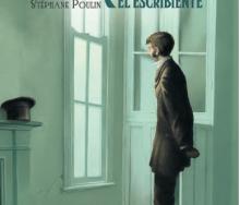 Bartleby, el escribiente de Herman Melville, ilustrado por Stéphane Poulin