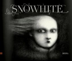 Snowhite escrito e ilustrado por Ana de Juan