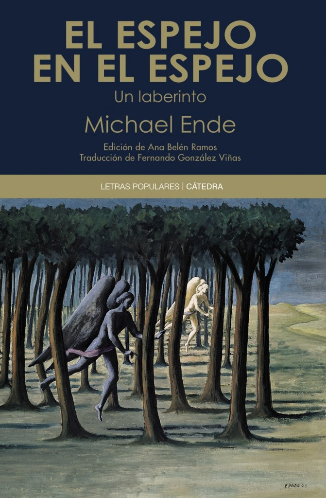 El espejo en el espejo de Michael Ende