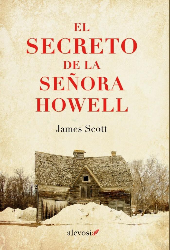 El secreto de la señora Howell de James Scott