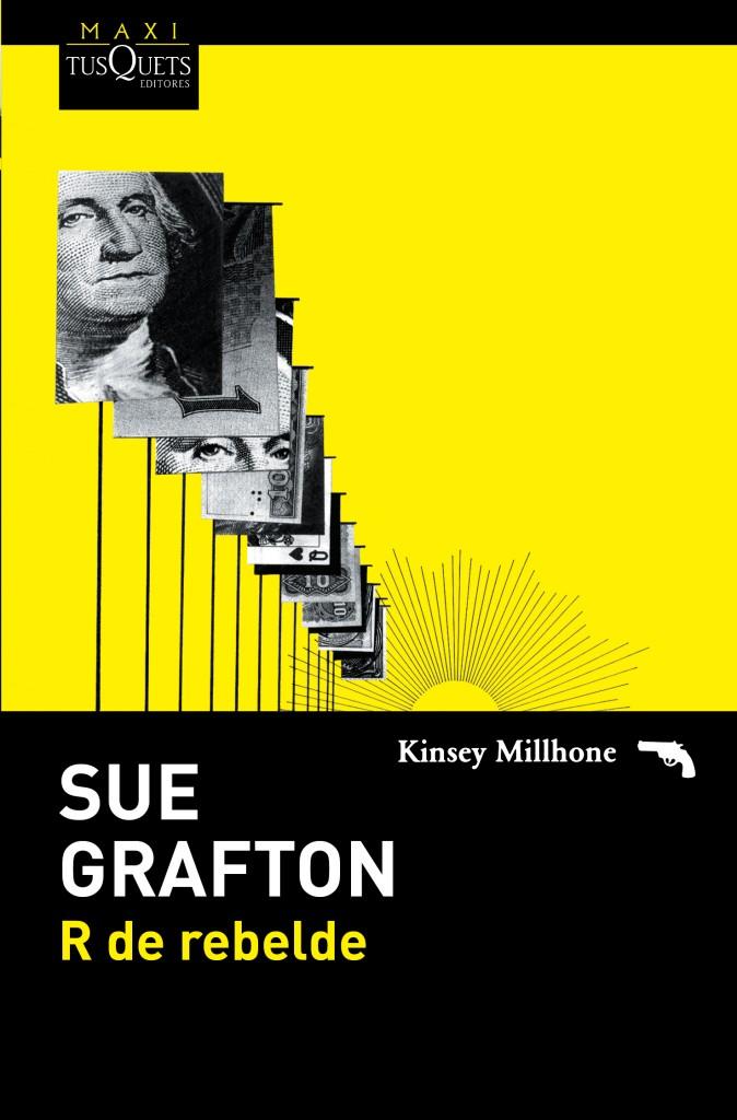 R de rebelde de Sue Grafton