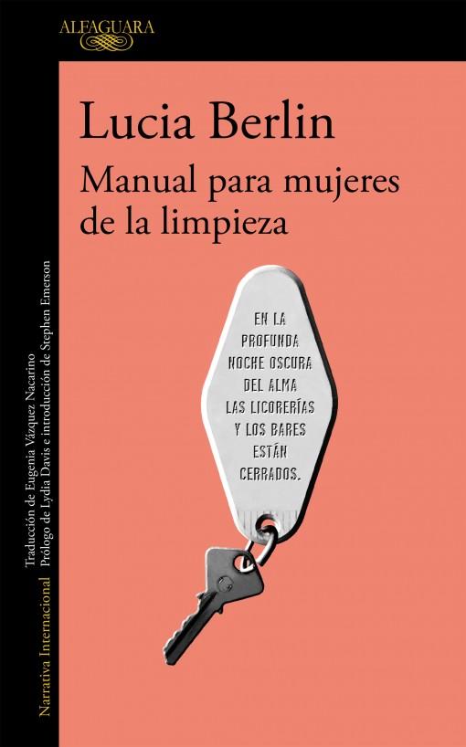 Manual para mujeres de la limpieza de Lucia Berlin