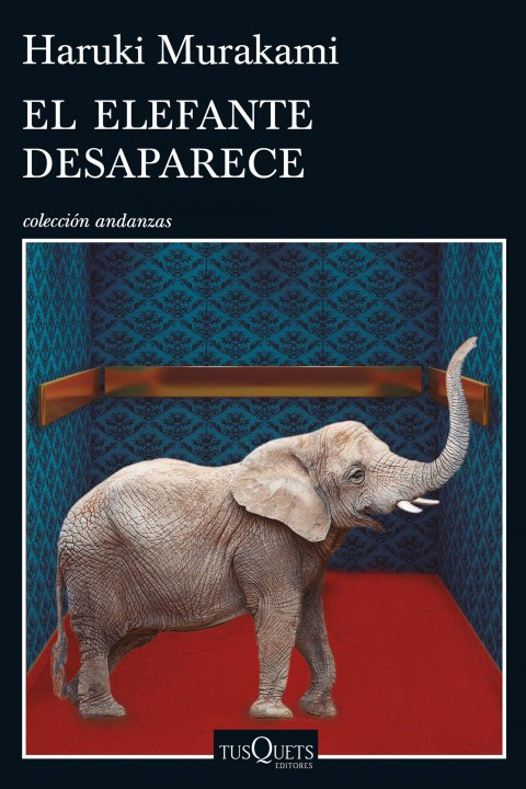 El Elefante Desaparece de Haruki Murakami