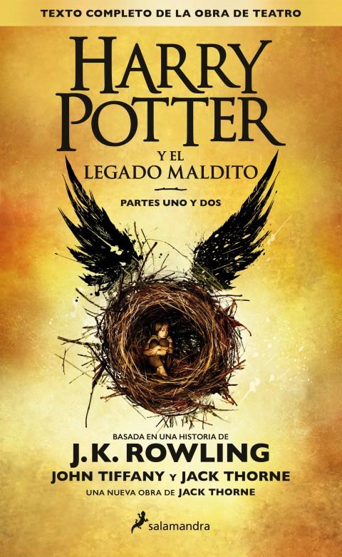 Harry Potter y el legado maldito de J.K. Rowling, Jack Thorne y John Tiffany