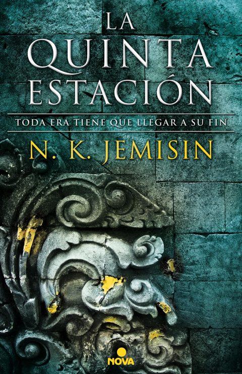 N. K. Jemisin, primera autora afroamericana galardonada con el Premio Hugo, presenta LA QUINTA ESTACIÓN