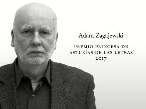 El poeta y ensayista polaco Adam Zagajewski ha sido galardonado con el Premio Princesa de Asturias de las Letras 2017