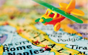 Mapa de una ausencia de Andrea Bajani