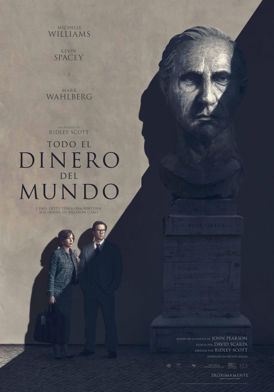 """VUELVE  RIDLEY SCOTT  CON """"TODO EL DINERO DEL MUNDO"""""""