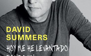 David Summers publica: 'Hoy me he levantado dando un salto mortal'