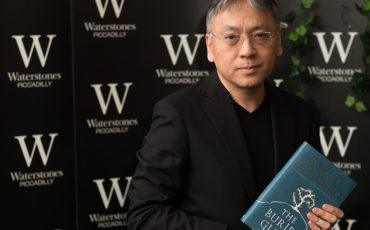 13 frases del nuevo Nobel Kazuo Ishiguro