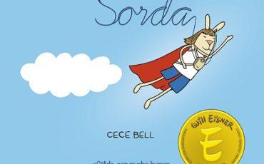 Supersorda: novela gráfica sobre ser diferente