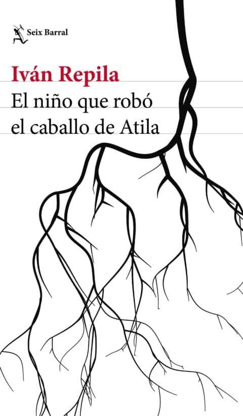El niño que robó el caballo de Atila Iván Repila
