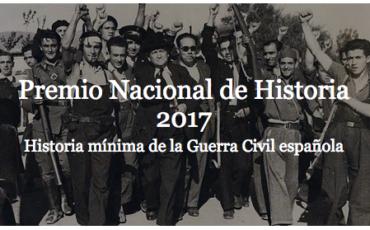 Premio Nacional de Historia – Historia mínima de la Guerra Civil española