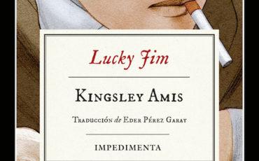 El Boletín de prensa de Impedimenta: «Lucky Jim», de Kingsley Amis