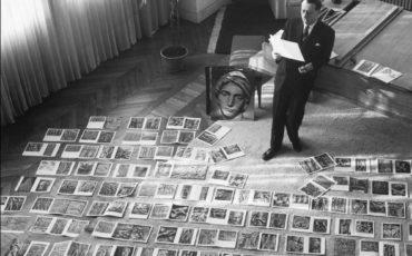 El museo imaginario de André Malraux