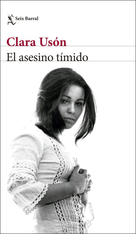 CLARA USÓN presenta en Madrid y Barcelona 'El asesino tímido'