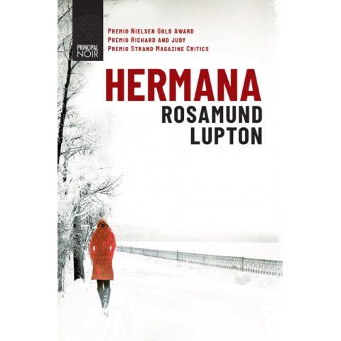 Principal Noir presenta Hermana, de Rosamund Lupton