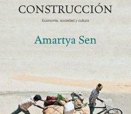 """¡Muy pronto en librerías """"India en construcción"""" del Premio Nobel Amartya Sen!"""