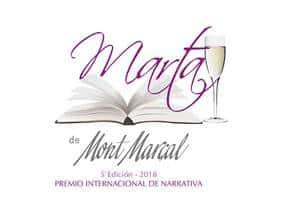 Neus Arqués, ganadora del Premio Marta de Mont Marçal 2018.