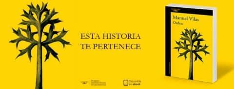 ¿Qué es Ordesa, la nueva novela de Manuel Vilas?
