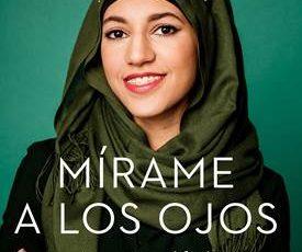 Miriam Hatibi. Publica 'Mírame a los ojos' ( Plaza & Janés)