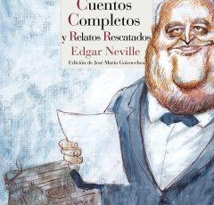 Primera edición Los cuentos completos de Edgar Neville