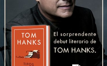 Tipos singulares, el primer libro del actor Tom Hanks