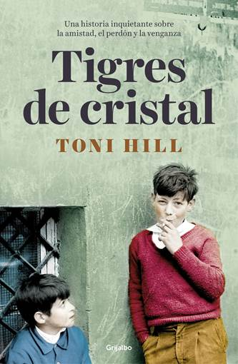 Toni Hill, autor de 'Tigres de cristal' (Grijalbo)