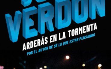 Reseña de Arderás en la tormenta de John Verdon