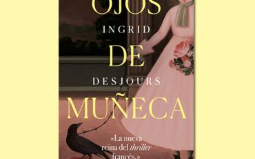 Llega la nueva reina del thriller psicológico francés.