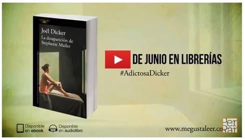 JOËL DICKER - libro: LA DESAPARICIÓN DE STEPHANIE MAILER