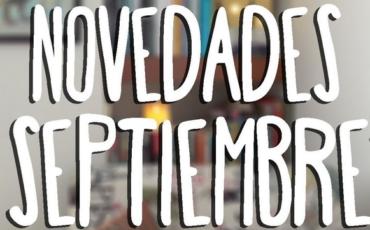 Los 11 libros imperdibles para septiembre