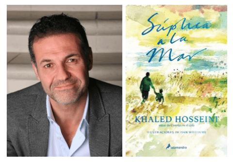 30 de agosto: Lanzamiento internacional de Súplica a la mar de Khaled Hosseini