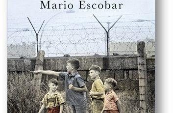 MARIO ESCOBAR, autor de ANTES DE SEPTIEMBRE (Ediciones B)