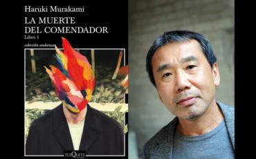 """La nueva y esperada novela de Haruki Murakami, """"La muerte del comendador"""" (Libro 1), llegará a las librerías españolas el 9 de octubre"""