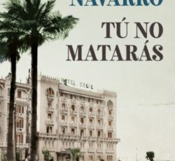 Tú no matarás, la nueva novela de Julia Navarro, se publicará el 25 de octubre