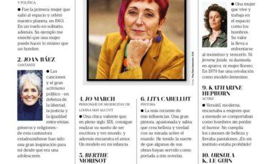10 mujeres que han marcado mi vida por Elia Barceló