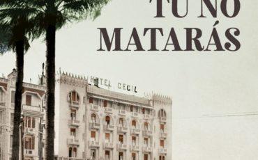Hoy llega a las librerías Tú no matarás, la nueva novela de Julia Navarro
